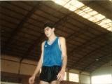 Juan Antonio Garcia en las 24 horas de basket