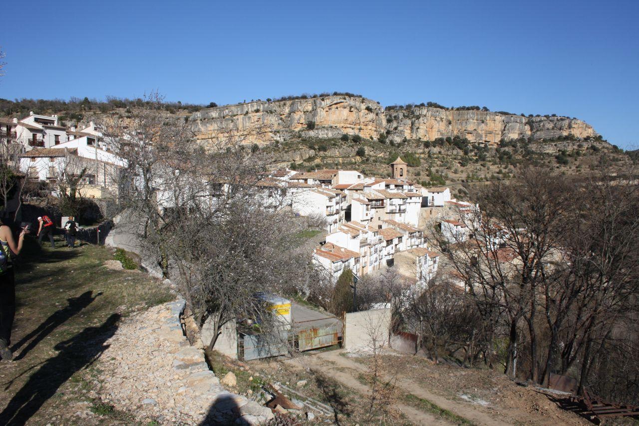Panoramica Vallibona