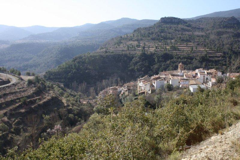 Panoramica de Vallibona