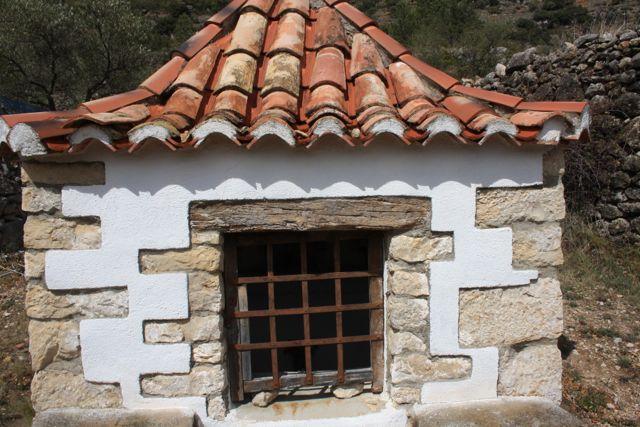 Capelleta de Santa Agueda