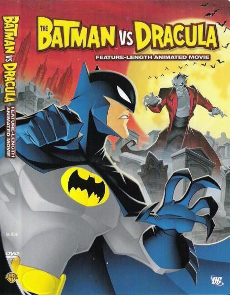 Batman contra Dracula Poster