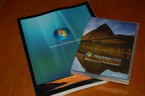 Windows Vista Beta 2