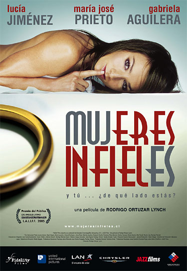 Poster Mujeres Infieles