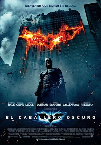 Poster El Caballero Oscuro